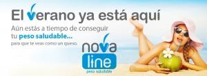 Método novaLine, peso saludable