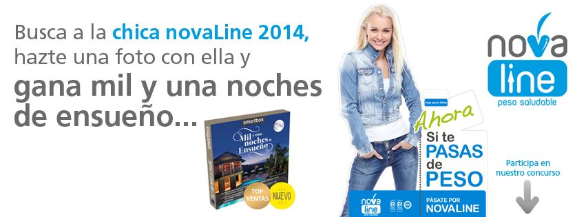 Foto portada Concurso Facebook novaLine