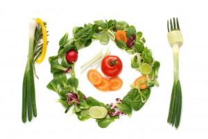 foto vegetariana