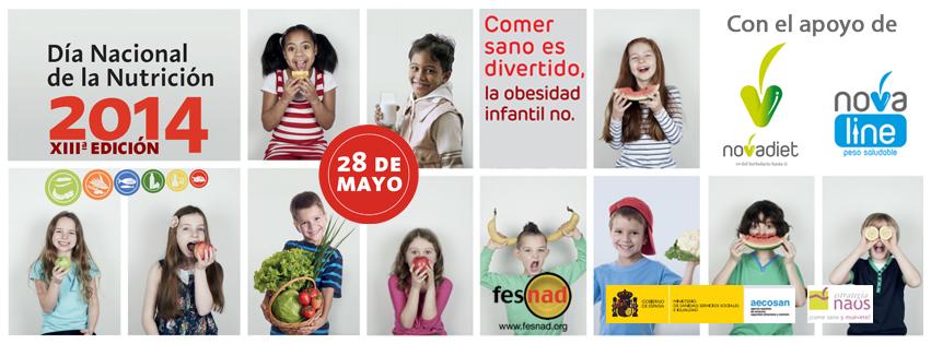 Campaña Día de la Nutrición