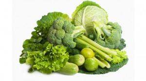 foto verduras de hoja verde