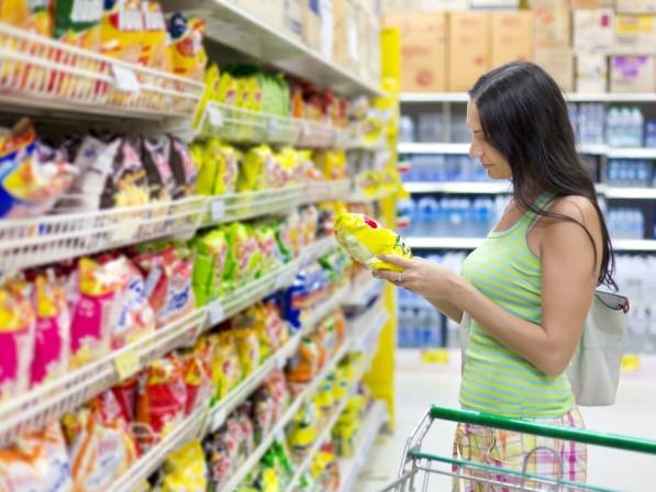 Leyendo la etiqueta de los alimentos