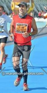 Corredor de marathon