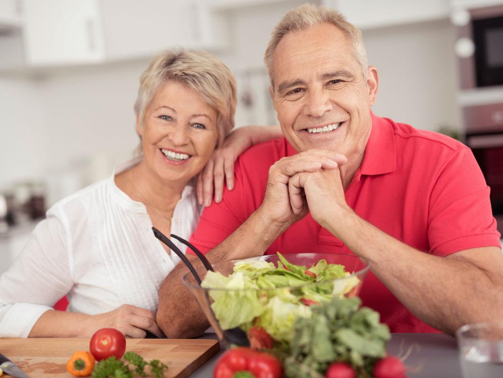 nutricion en edad avanzada