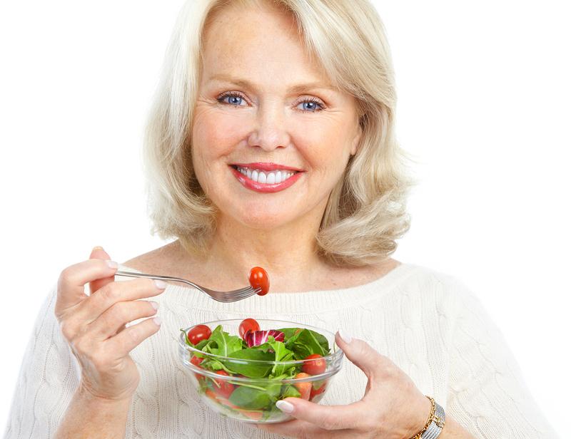 dieta en la menopausia