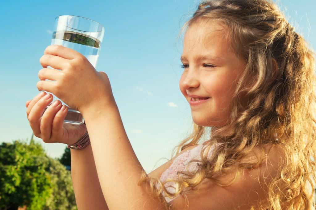 hidratacion en la infancia